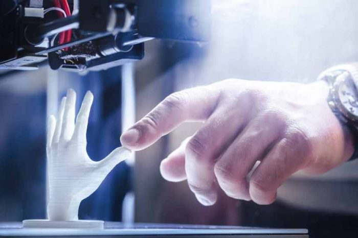 "3D Printing Poses a ""Grave and Growing Threat"" to People's Privacy, Experts Warn"