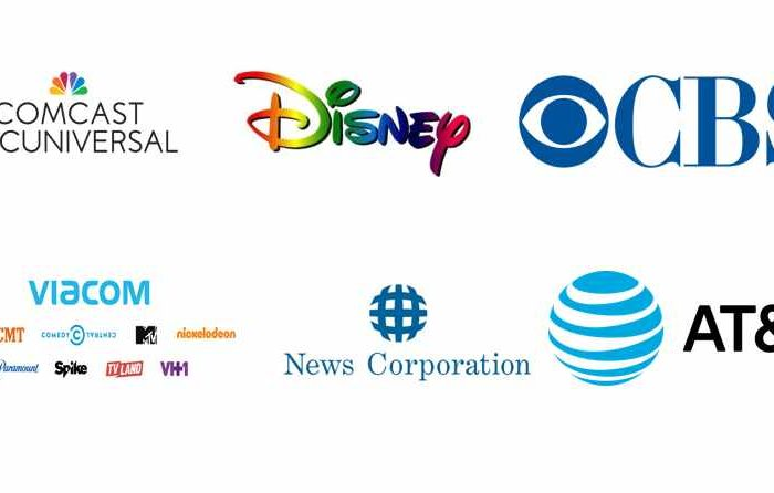 These 6 corporations control 90% of the media outlets in America. The illusion of choice and objectivity 2020