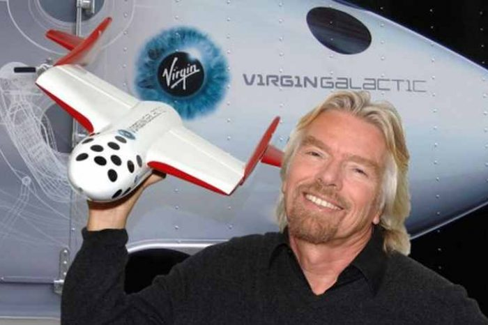 "Billionaire and Virgin founder Richard Branson looking to raise $460 million for a new ""blank check"" company"