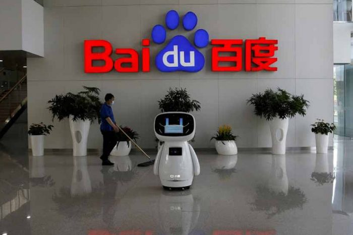 China's search giant Baidu in talks to raise $2 billion in funding for a new biotech startup