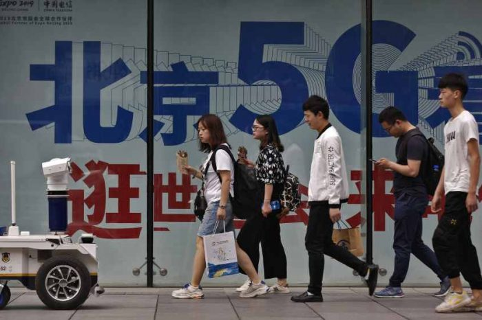 The Chinese government is now using A.I. and 5G as mass surveillance tools to track all its citizens and monitor their every move