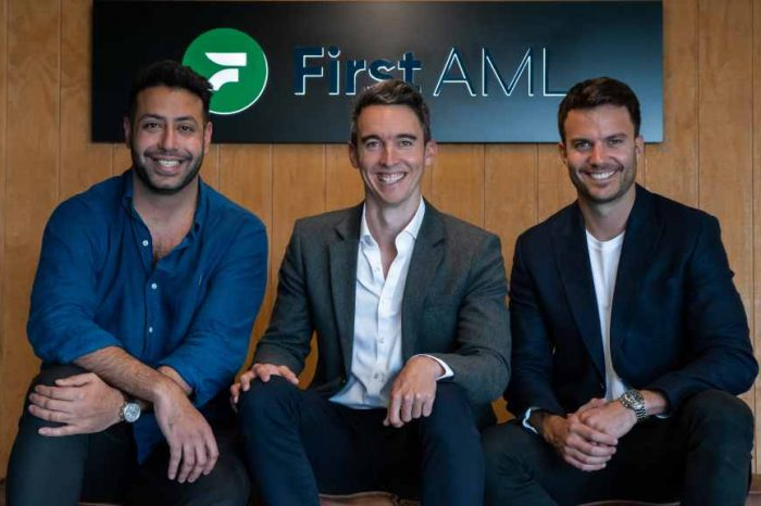 New Zealand-based anti-money laundering startup First AML raises $5.4M in Series A funding led by Bedrock Capital