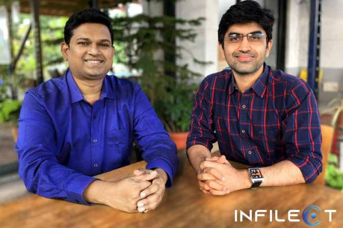 India-based tech startupInfilect raises $1.5 million Pre-Series A funding for itsretail visual intelligence SaaS platform