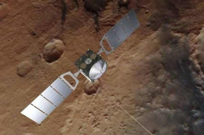 Scientists discovered three new underground lakes of liquid water on Mars