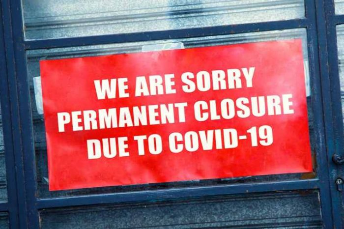 60% of U.S. business closures due to the coronavirus pandemic are now permanent, Yelp data shows