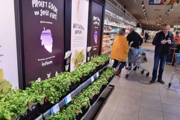 Berlin-based Infarm raises $170Mto bringurban farming to cities so everyone can grow fresh produce right in their neighborhoods