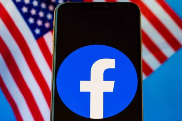 Facebook says it helped 4.4 million people register to vote in the U.S. 2020 election