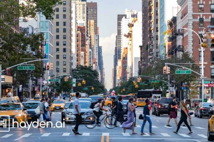 Hayden AI raises $5M in funding for its artificial intelligence-powered data platform for smart and safe city applications