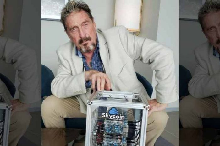 Founder and creator of the popular McAfee antivirus software John McAfeefound dead in a Spanish prison cell