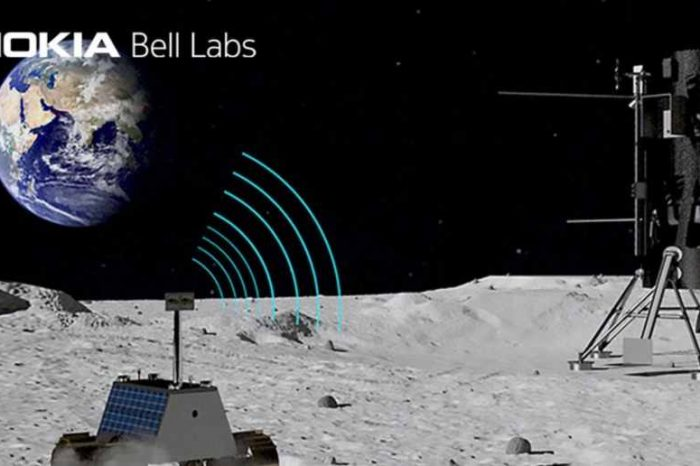 NASA selects Nokia to build the first broadband wireless network on the moon to pave the way towards a stainable human presence on the lunar surface