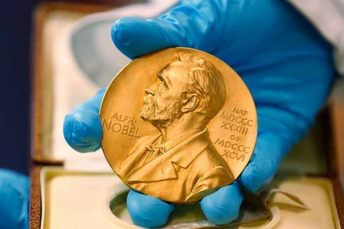 Three scientists, two Americans and a British, win Nobel prize in medicine for work on the Hepatitis C virus