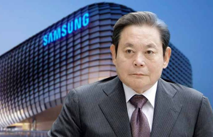 Samsung Chairman Lee Kun-hee, the man who transformed Samsung into an electronic giant, dies at 78