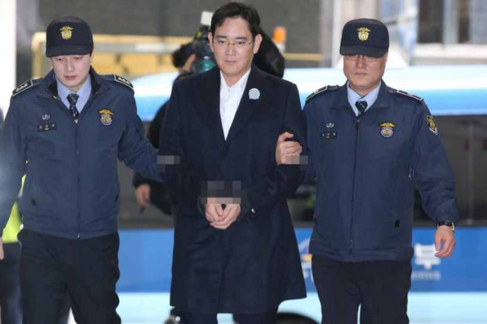 Vice-chairman and heir of Samsung, Lee Jae-Yong, indicted on new fraud charges. He's set to appear in court today