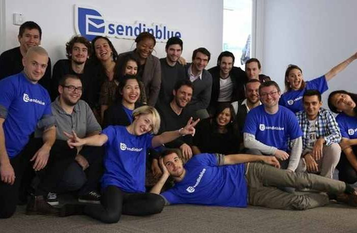 Paris-based SaaS startup Sendinblue raises $160M in Series B funding; making it the largest amount by any All-In-One digital marketing platform