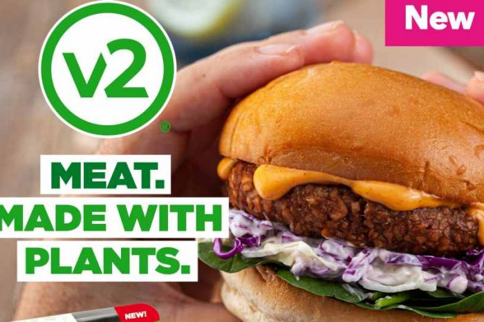 Australian plant-based meat startup v2foodgobbles up $55 million in Series B funding, with participation from Sequoia Capital and Temasek