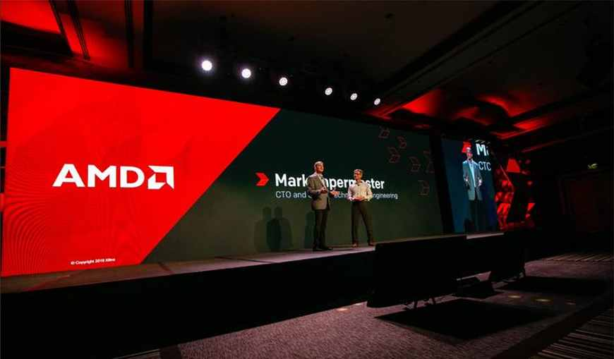 Amd To Buy Rival Chipmaker Xilinx For 35 Billion In Its Efforts To Challenge Intel In The Data Center Chip Market Tech News Startups News