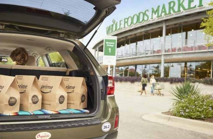 Amazon launches free, one-hour grocery pickup for Prime members at all U.S. Whole Foods locations