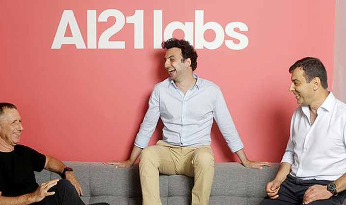 Israeli tech startup AI21 Labs raises $34.5M in funding to challenge tech giants in AI language race