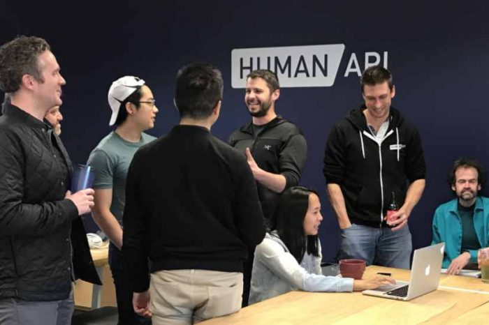 Human API raises over $20M in Series C funding to give consumers the easiest way to connect and share health data with companies they trust