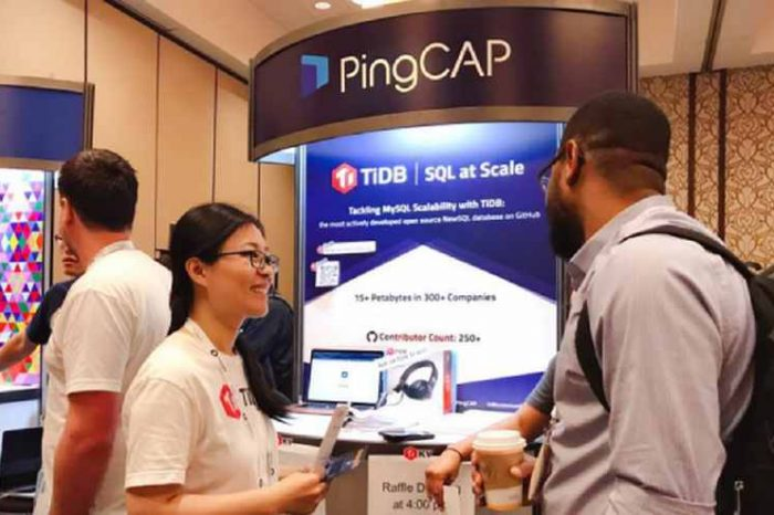 PingCAP raises $270 million Series D funding for its open-sourcedistributed SQL database TiDB