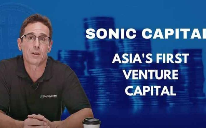 Former Bitcoin.com CEO launches Sonic Capital, Asia's first venture investment fund to be tokenized on the blockchain