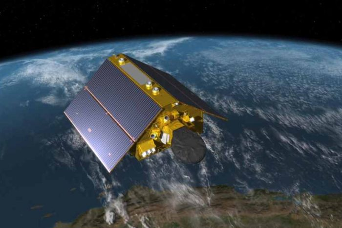 NASA is launching a tiny-house-looking satellite Sentinel-6 Michael Freilich to monitor and track the rise in global sea level