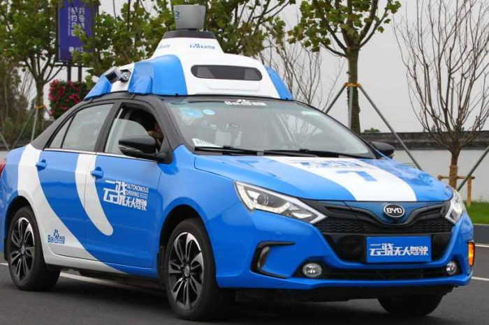 China search giant Baidu is looking into making its own electric cars