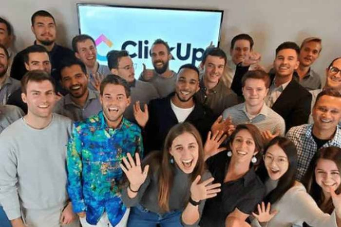 Productivity app ClickUp raises $100M in Series B funding to replace other workplace apps across an organization