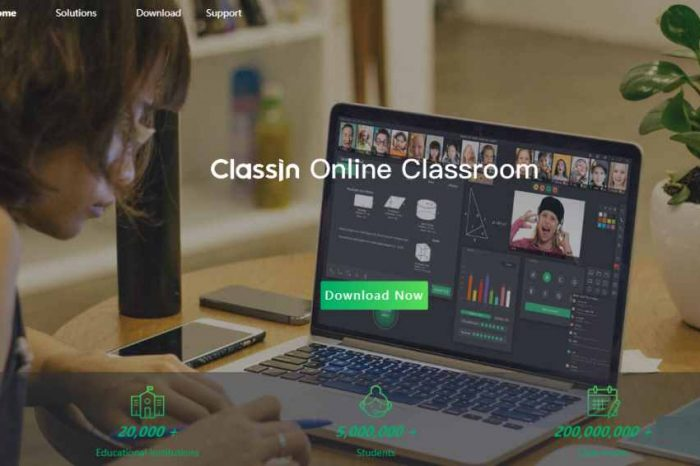 China's EdTech startup ClassIn raises $265 million in Series C funding to expand its online classroom platform