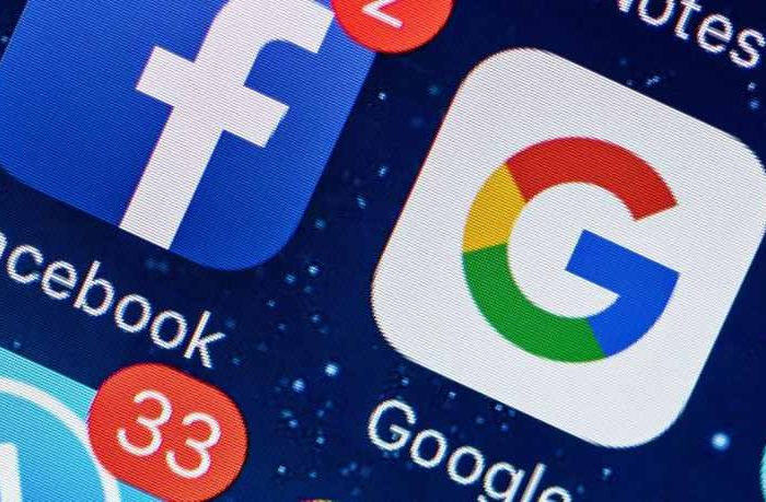 Archenemies Facebook and Google reportedly teaming up to help each other fend off potential government's antitrust action