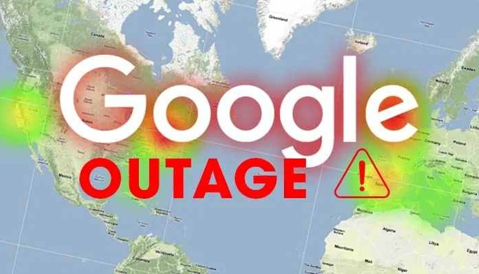 Google's YouTube, Gmail and Drive services suffer worldwide outage