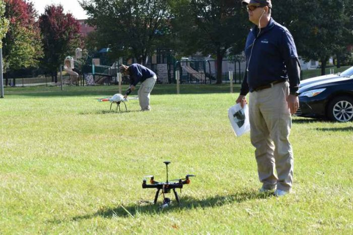 New York UAS Test Site Completes Advanced Drone Operations for FAA Drone Integration Program