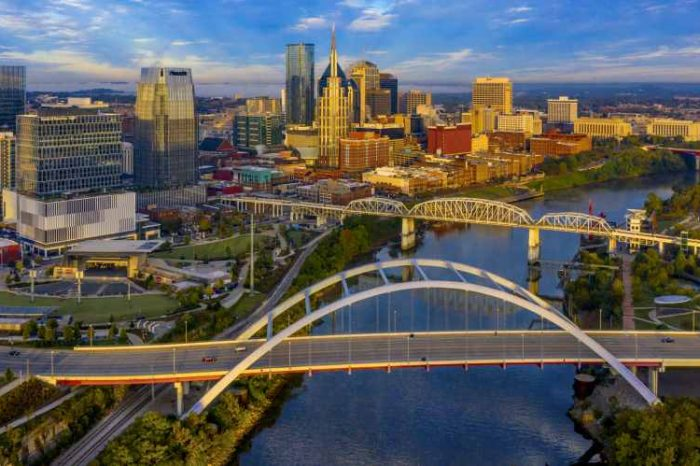 Top 10 tech startups in Nashville, Tennessee
