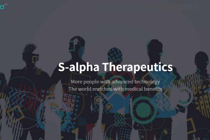 South Korea's digital therapeutics startup S-Alpha raises $2.7M in seed funding for clinical trials in the U.S.