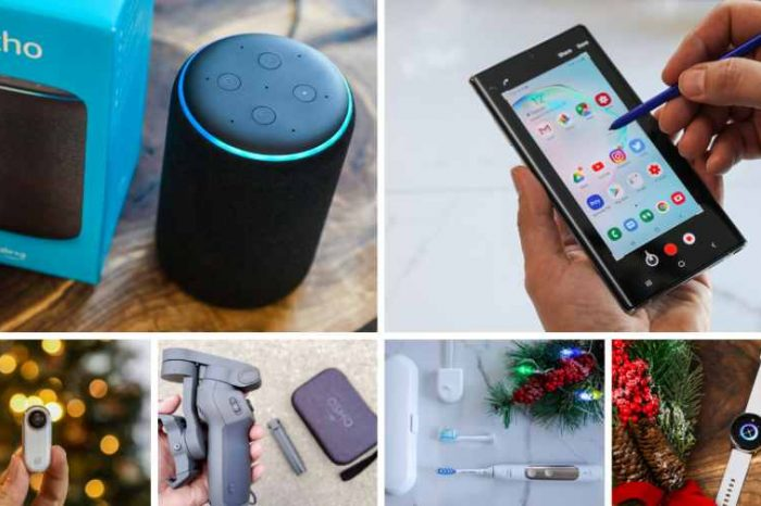 Holiday tech spending by the numbers: Americans spent an estimated $135 billion on tech during the 2020 holiday season