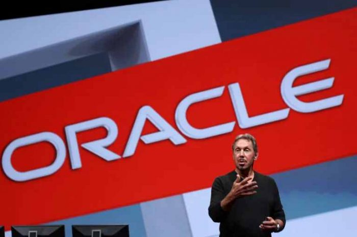 Oracle is moving its headquarters out of California to Texas