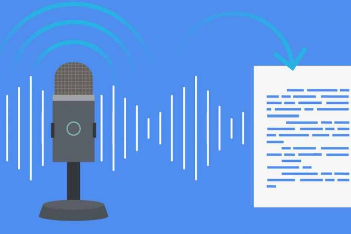 You can now transcribe speech or voice to text with Google Translate and these free apps