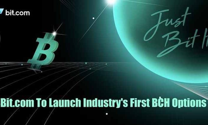 Bit.com to Launch Industry's First Bitcoin Cash Options