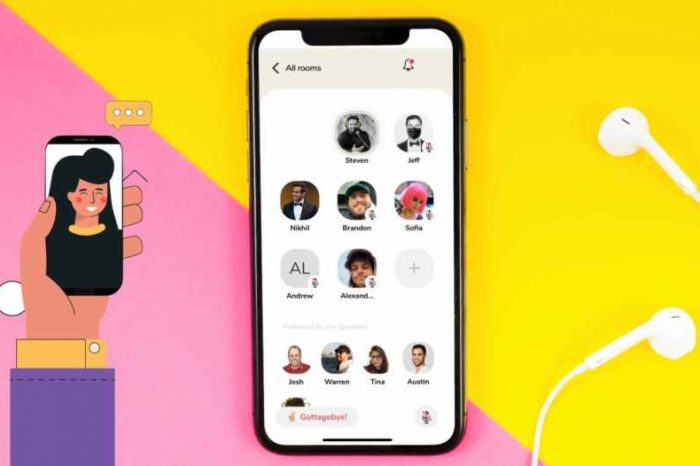 Clubhouse is the newsecret, invite-only social app that's all the rage these days; but you'll have to join a waiting list