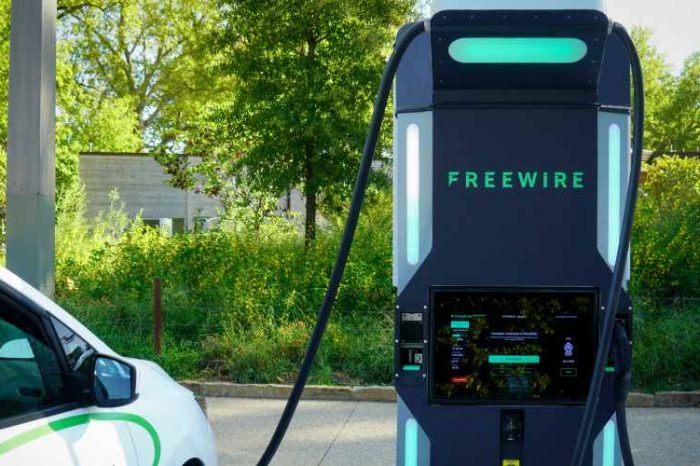 FreeWire secures $50 million to scale its ultrafast charging stations for electric vehicles