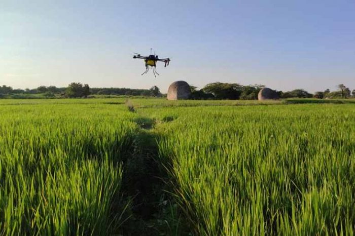 India-based UAV startup General Aeronautics lands nearly $1M in pre-Series A funding for precision agriculture drones