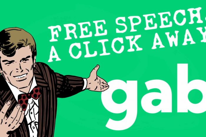 Twitter competitor and free speech social app Gab reported 272 million visits in January, outperforming some mainstream media outlets