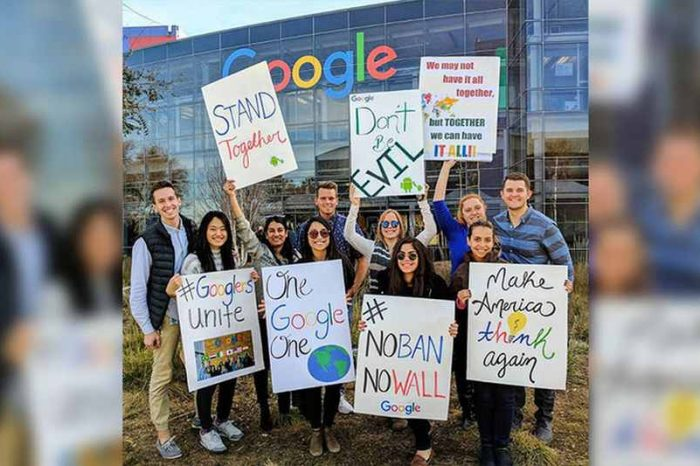 Google employees form union amid ongoing turmoil with the company's executives