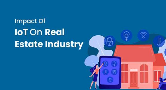 Impact of IoT on Real Estate Industry
