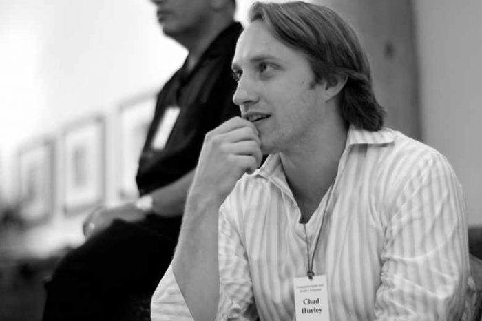 "YouTube founder Chad Hurley is launching a ""Domain First Strategy"" startup fund"