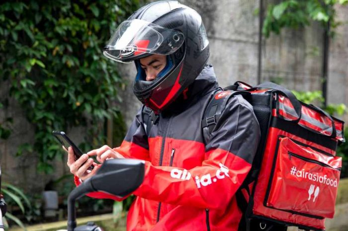 FoodTech startup AirAsia food is shaking up the food delivery scene in Malaysia