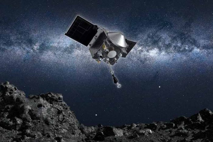NASA OSIRIS-REx spacecraft begins its 16-month journey back to Earth after it successfully collected sample space rocks from asteroid Bennu