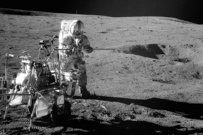 Today in history: Apollo 14 astronauts Alan Shepard and Edgar Mitchell landed on the Moon 50 years ago today