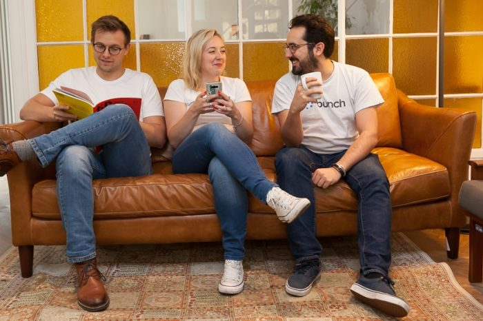 BUNCH emerges from stealth with $4.4M in seed funding to provide an AI coach that turns millennials into leaders in 2 minutes a day