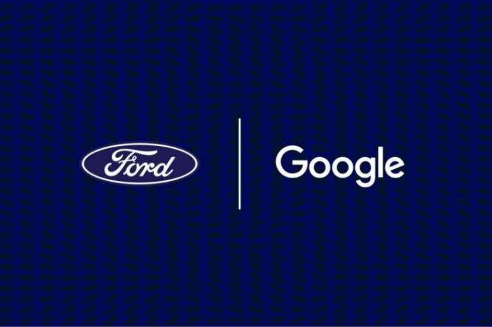 Ford partners with Google to reinvent connected vehicle experience and in-car connectivity using Google's AI and cloud